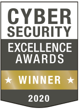 Badge gold cyber security